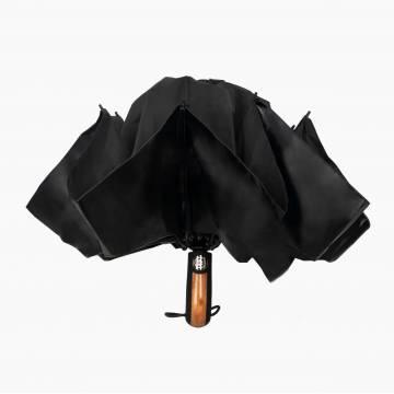 Inverted Fold Umbrella -  Black